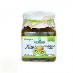 Confettura Extra di Kiwi Biologica - Quattrociocchi