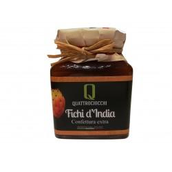 Confettura Extra di Fichi d'India- Quattrociocchi