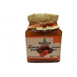 Confettura Extra di Zucca Gialla - Quattrociocchi