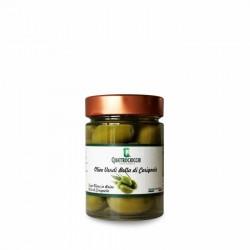 Olive Verdi Bella di Cerignola - Quattrociocchi - 350g
