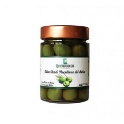 Olive Nocellara del Belice - Quattrociocchi - 350g