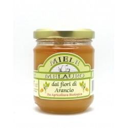 Miele di Arancio Biologico - Melauro - 250g