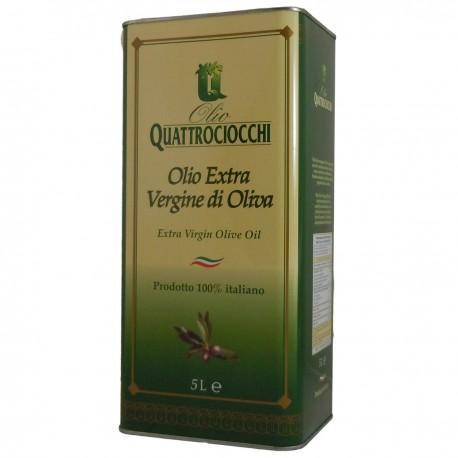 Olio Extravergine di Oliva - Classico di Quattrociocchi - 5L