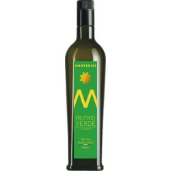 Olio Extravergine di Oliva Monterisi Fruttato Verde 500ml