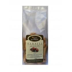 Taralli all'olio extravergine di oliva - Campo dei Miracoli - 250g