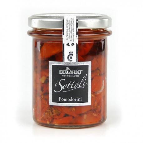 Pomodorini semi-secchi Sun Kissed - De Carlo - 190 g