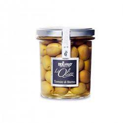 Olive Termite di Bitetto - De Carlo - 330 g