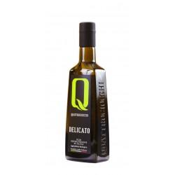 Olio Extravergine di Oliva - Delicato di Quattrociocchi - 500ml