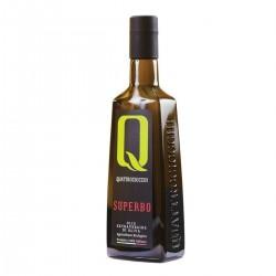 Olio Extravergine di Oliva - Superbo di Quattrociocchi - 500ml
